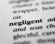 What Is Negligence in a South Carolina Personal Injury Lawsuit?