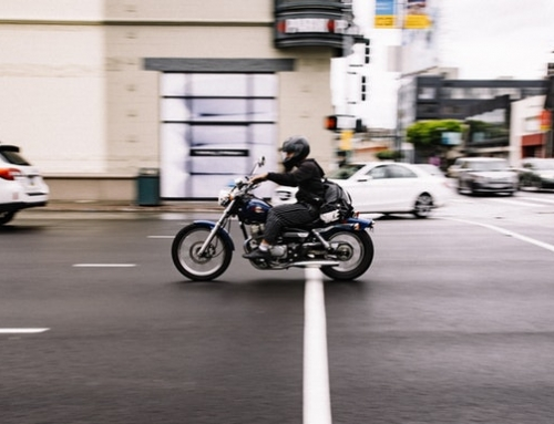 What Should You Do After a Motorcycle Accident in South Carolina?
